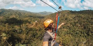 EXCURSIÓN DOMINICAN TREE HOUSE, ZIP LINE, CASCADA LULÚ, PLAYA EL VALLE – DOMINGO 17 de Febrero 2019