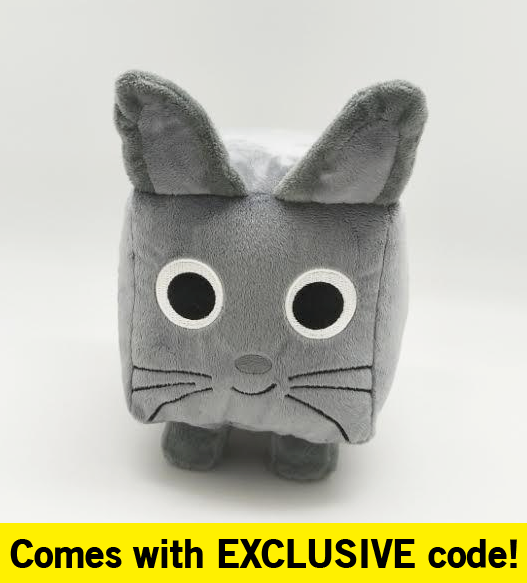 Exclusive Pet Simulator Cat Plushie!