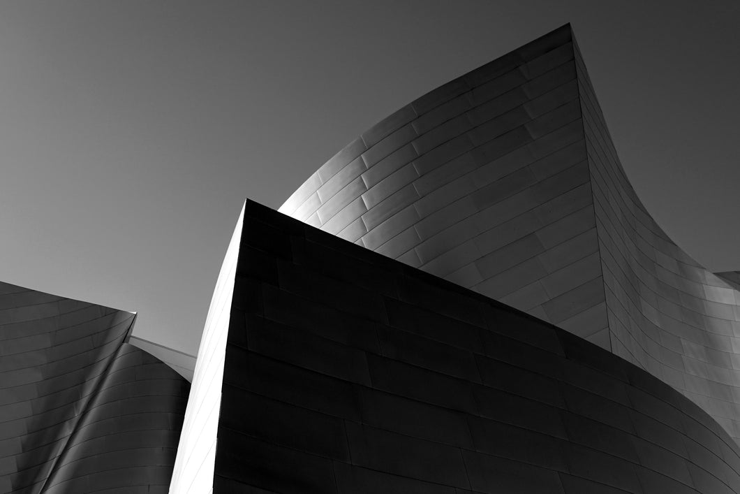 Disney Hall Twilight