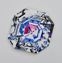 Load image into Gallery viewer, 'Jyothi' Asscher-cut Diamond