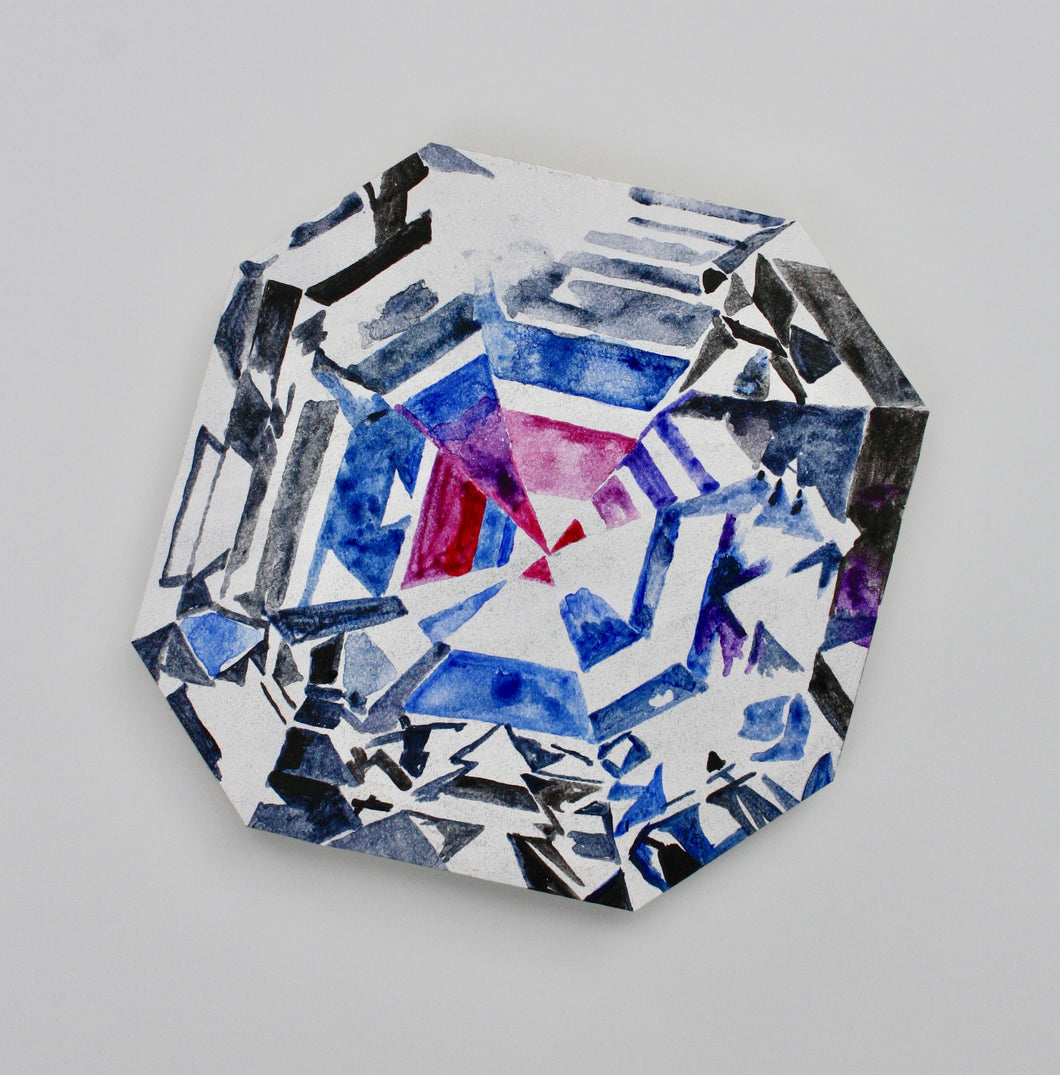 'Jyothi' Asscher-cut Diamond
