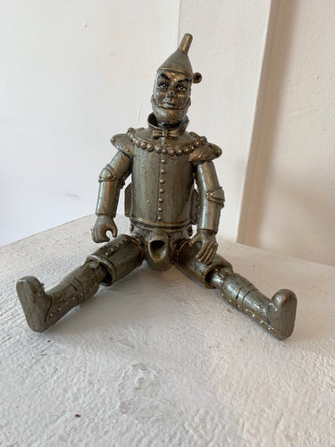 Tinman of OZ Naughty Teapot