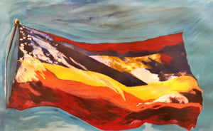 The Rainbow Flag (painting)