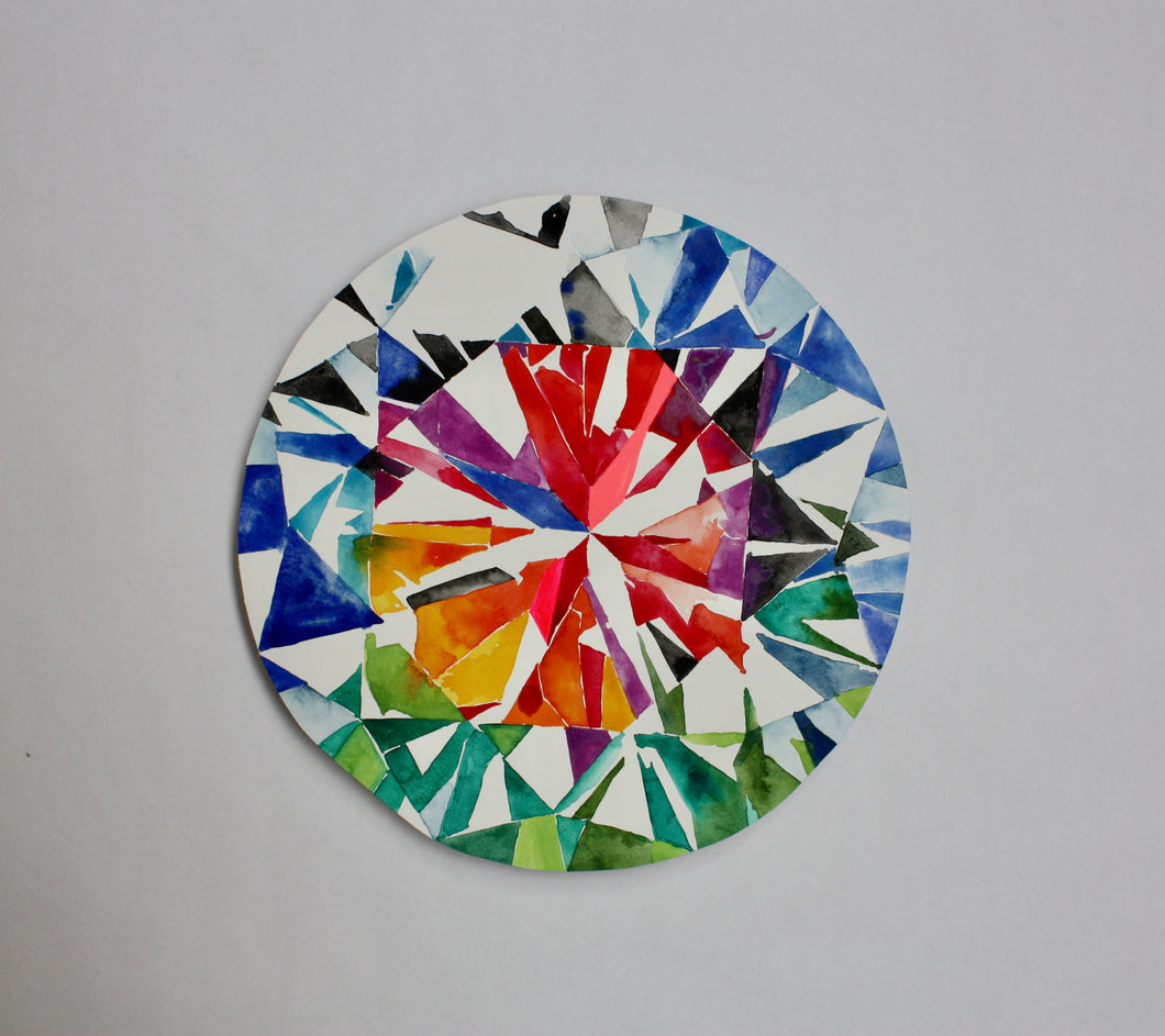 'Matarisvan' Brilliant-cut Diamond