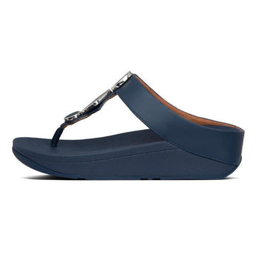 Fitflop Leia Leather Toe-Thongs