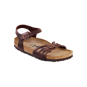 Birkenstock Bali Havana Oiled Leather (W)(R)