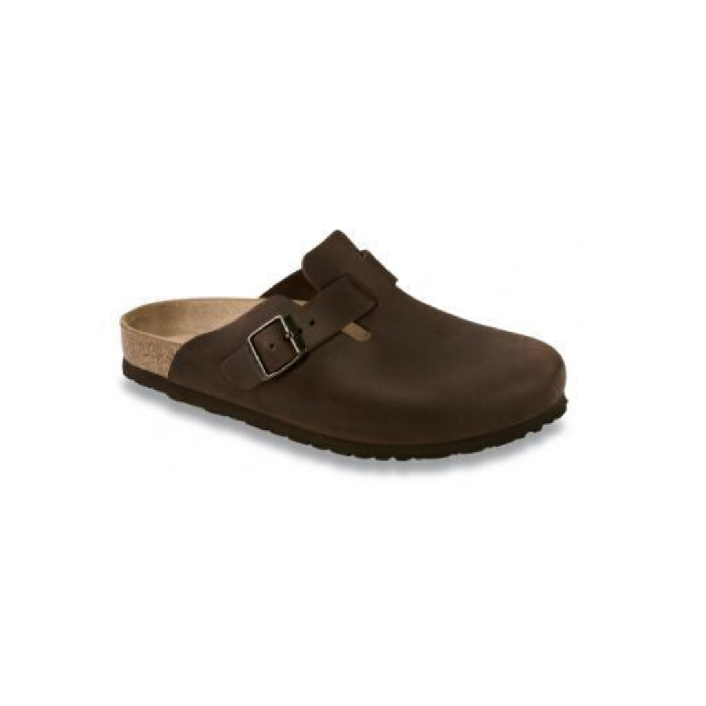 Birkenstock Boston Soft Footbed Havana (N)(S)