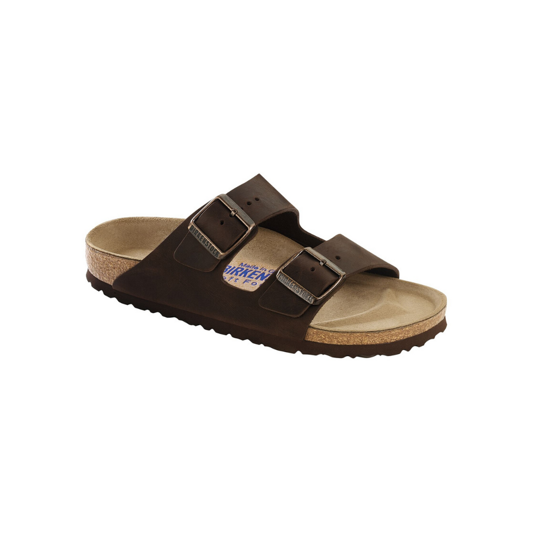 Arizona Soft Footbed Habana Oiled-Leather (N)(S)