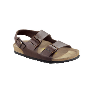 Birkenstock Milano Brown Leather (W)(R)