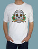 Bookmans Sugar Skull T-Shirt