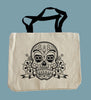 Bookmans Sugar Skull Tote Bag