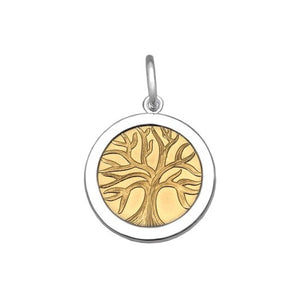 lola tree of life pendant gold vermeil medium