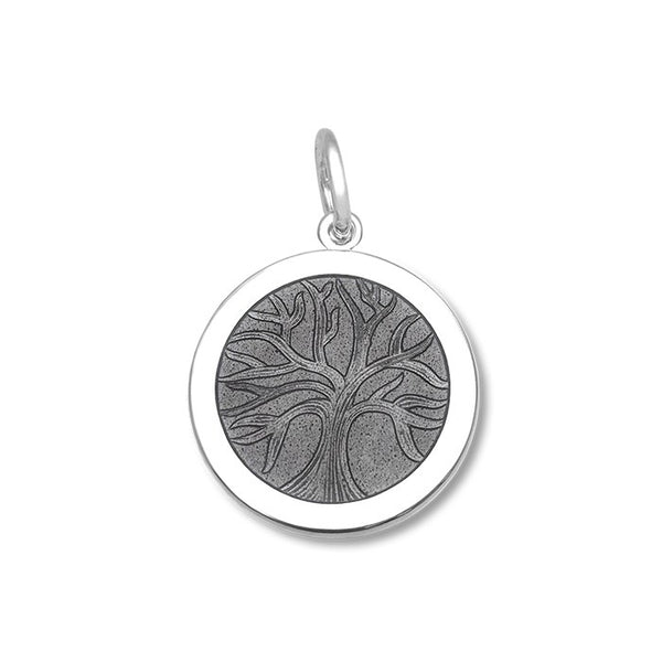lola tree of life pendant pewter medium