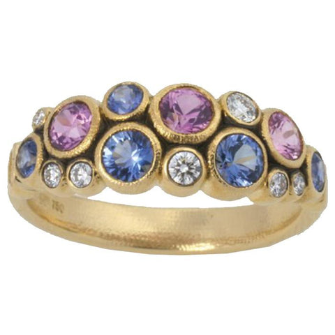 r-113s blue purple sapphire mix alex sepkus dome ring