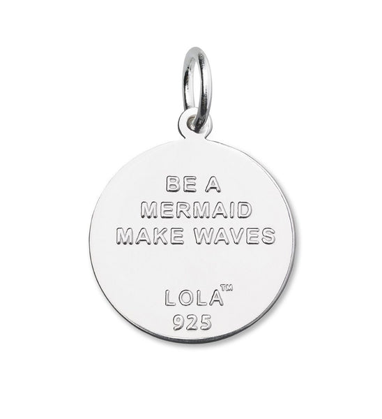 mermaid pendant lola