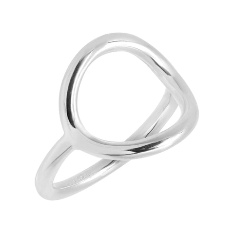 cape cod karma ring sterling silver