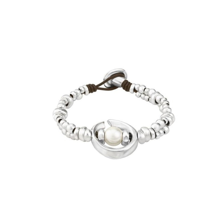 UNOde50 Full Moon bracelet REF# PUL1695BPLMTL0M made in spain