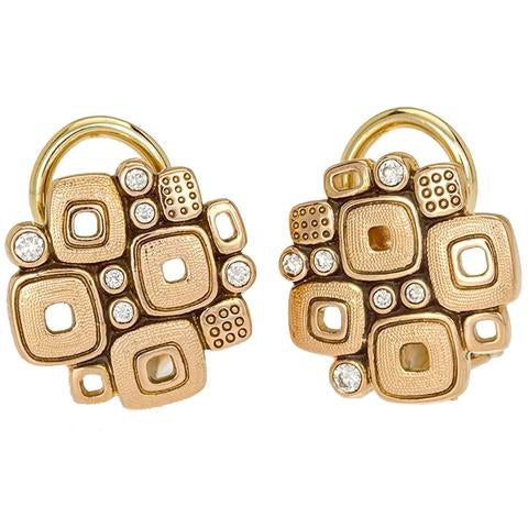 Little Windows Earrings E-84