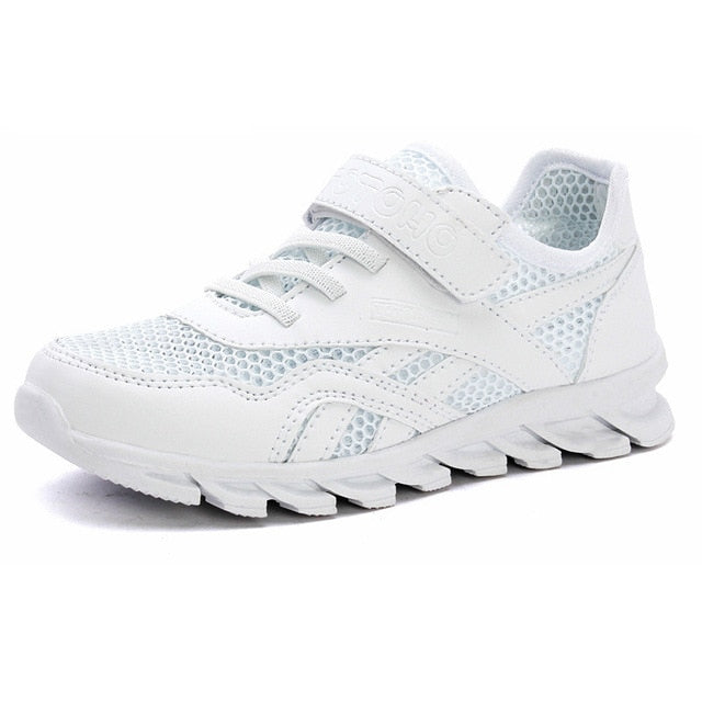 efa0ff3180ac 2018 New Children shoes boys sneakers girls sport shoes size 26-39 child  leisure trainers