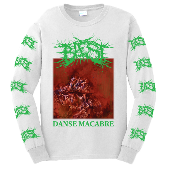 Danse Macabre Long Sleeve