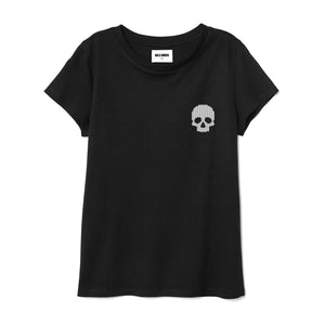Camiseta Mujer Cráneo Completo
