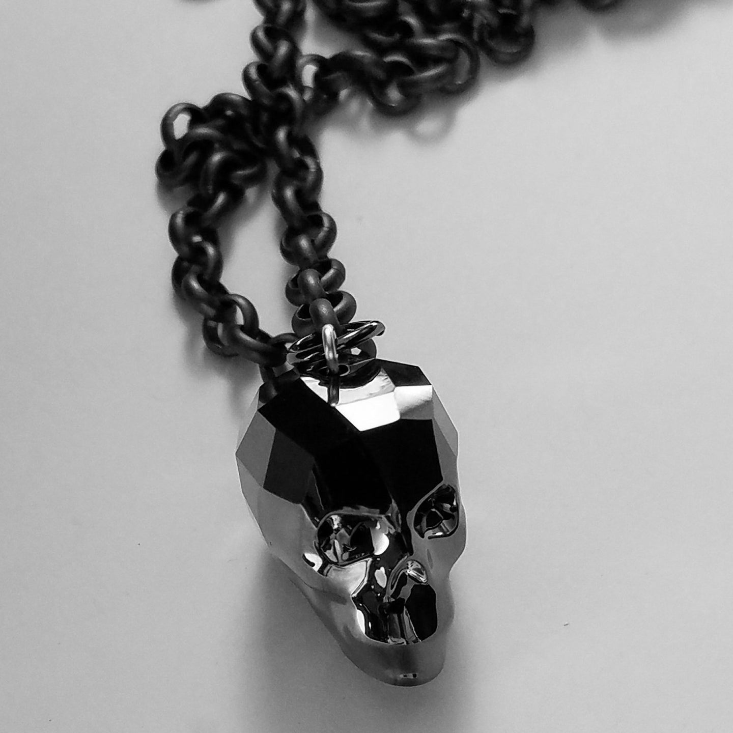 Collar Swarovski Yet Black