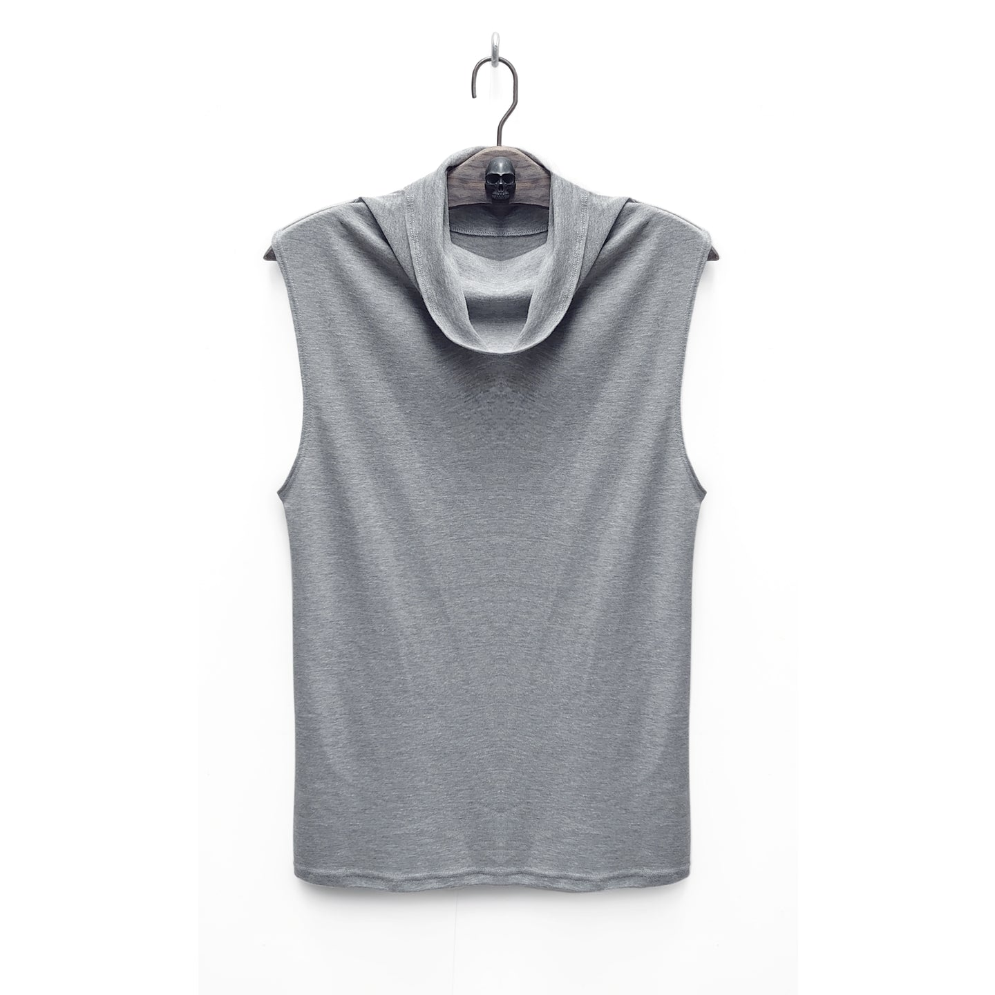 Tank top cuello largo