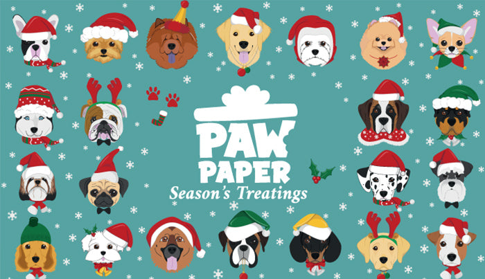 wrapping paper for dogs
