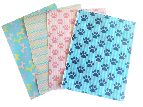 birthday wrapping paper for dogs