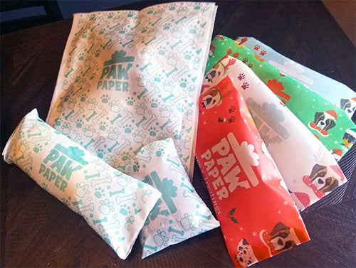 Pet Friendly Gifts wrapped