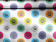 Load image into Gallery viewer, dog wrapping paper