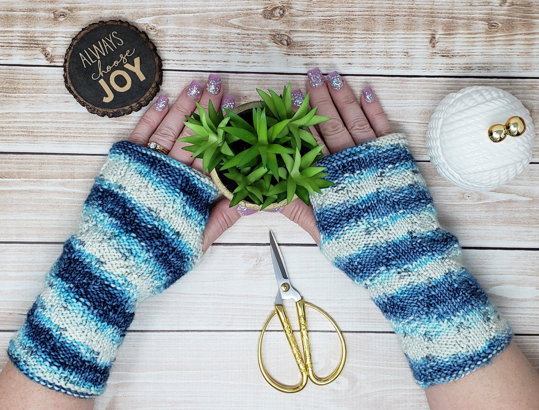Zigalicious Fingerless Gloves