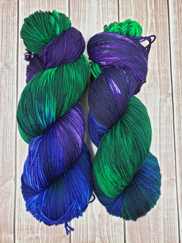 Flight - Sock/Fingering Weight - Hand Dyed Yarn