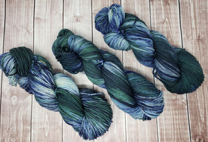 Calm - DK Weight - Hand Dyed Yarn