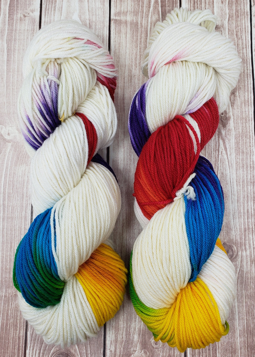 Prism - DK Weight - Hand Dyed Yarn