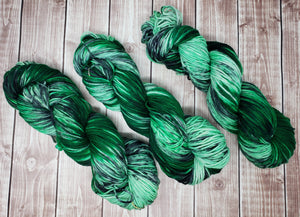 Jealousy - DK Weight - Hand Dyed Yarn
