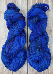 Blue Monday - Sport Weight - Hand Dyed Yarn