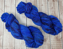 Load image into Gallery viewer, Blue Monday - Sport Weight - Hand Dyed Yarn
