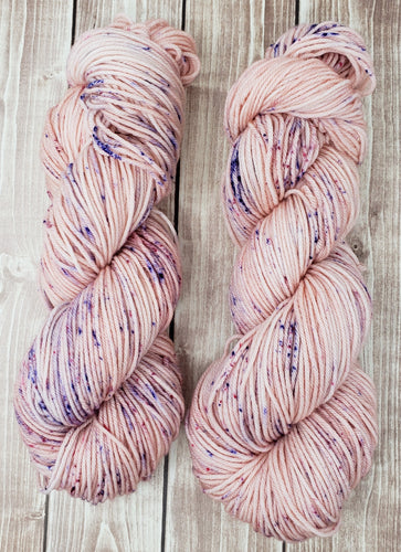 Whispers - Sock/Fingering - DK Weight - Worsted Weight - Hand Dyed Yarn