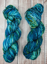 Load image into Gallery viewer, Mermaid - Sock/Fingering - Sport - DK Weight - Worsted - Hand Dyed Yarn