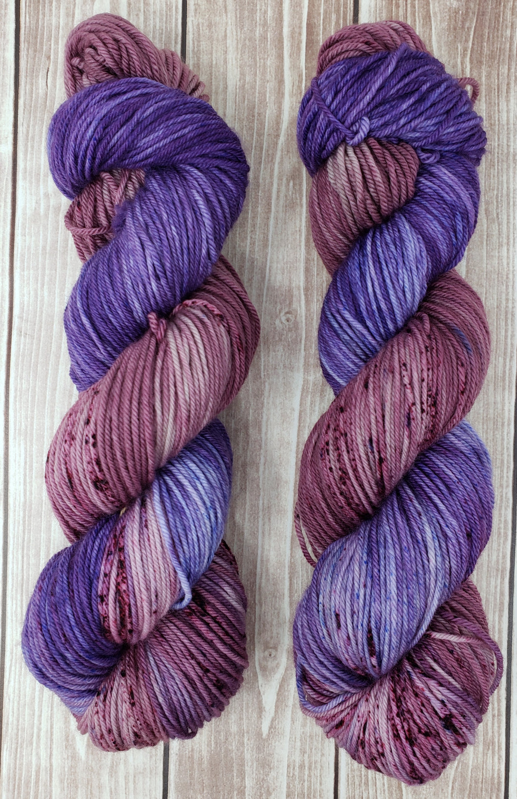 Antique Romance - Sock/Fingering  - DK Weight - Hand Dyed Yarn