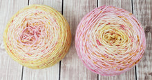 Load image into Gallery viewer, Pink Lemonade - Sock/Fingering Weight - DK Weight - Hand Dyed Yarn