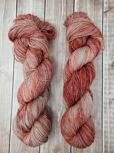 Farmhouse - Sock/Fingering  - DK Weight - Hand Dyed Yarn