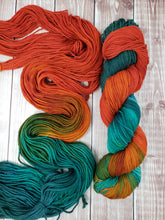 Load image into Gallery viewer, Jewell - Sock/Fingering - DK Weight - Bulky - Super Bulky - Hand Dyed Yarn