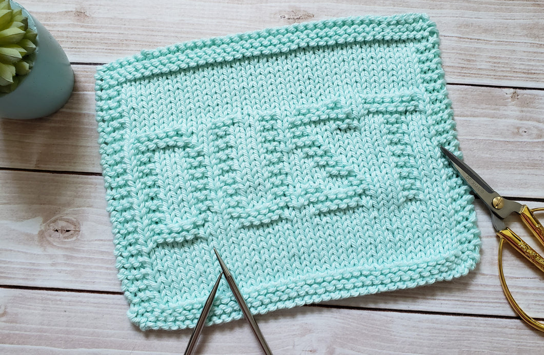 Dust Dishcloth