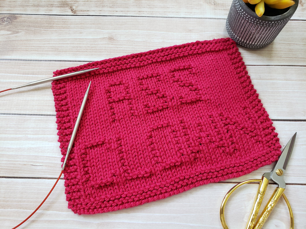 Ass Clown Dishcloth
