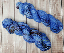 Load image into Gallery viewer, Loneliness - Fingering - Bamboo Sock - DK Weight - Bulky- Super Bulky Hand Dyed Yarn