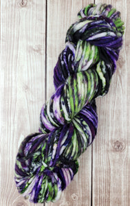 Witches Robe - Sock/Fingering - DK Weight - Bulky - Super Bulky - Hand Dyed Yarn