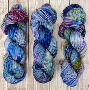 Exploration - Sock/Fingering - DK Weight - Bulky - Super Bulky - Hand Dyed Yarn