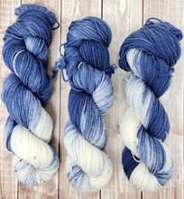 Load image into Gallery viewer, My Favorite Jeans - Sock/Fingering - DK Weight - Bulky - Super Bulky - Hand Dyed Yarn